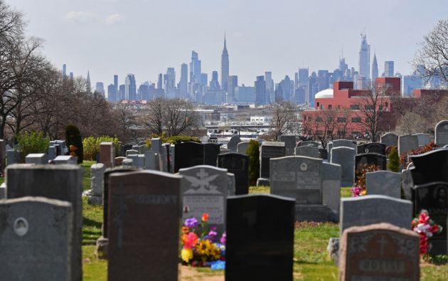En cantidad de casos, Estados Unidos es el país más afectado con 399.929 contaminaciones. Foto: AFP