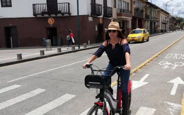Para los próximos 10 años la meta de Cuenca es conseguir una movilidad activa en donde se priorice al peatón y el uso de bicicleta.