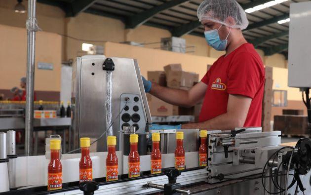 Las plantas de producción de Oriental Industria Alimenticia, ubicadas en Quevedo y La Maná, están operativas.