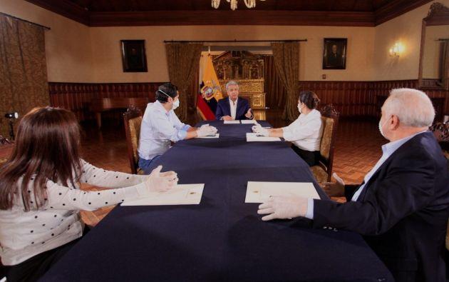 El Ejecutivo aún no ha dado más detalles de lo dispuesto. Foto: AFP