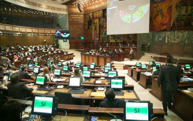 Todo el plan económico del Gobierno requiere del apoyo en la Asamblea Nacional.