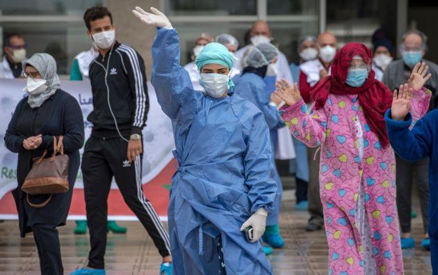 No todos los que vencieron la enfermedad tendrían los anticuerpos para evitar una nueva infección. Foto: AFP