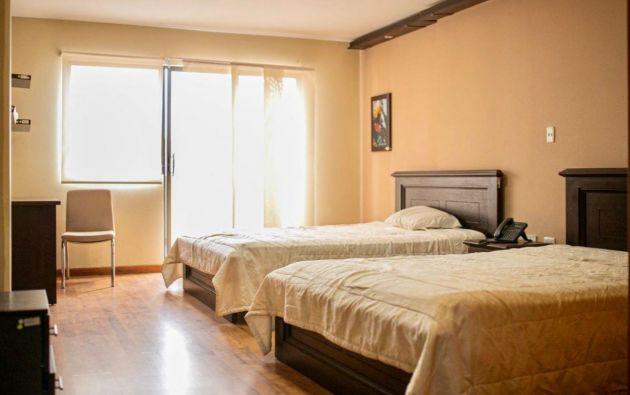 El Centro de Alto Rendimiento de Cuenca está habilitado para atender a pacientes Covid-19 con síntomas leves.