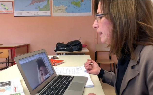 Escuelas fiscales esperan capacitaciones para las clases virtuales, señala el representan de los maestros Agustín Lindao.