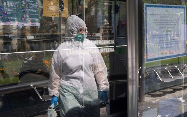 Sin embargo, una cosa es casi segura: el virus llegó para quedarse. Foto: AFP