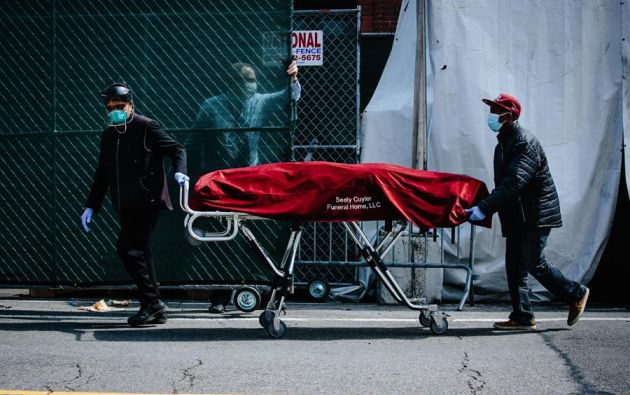 La tasa de mortalidad en España no es por casualidad. Foto: EFE