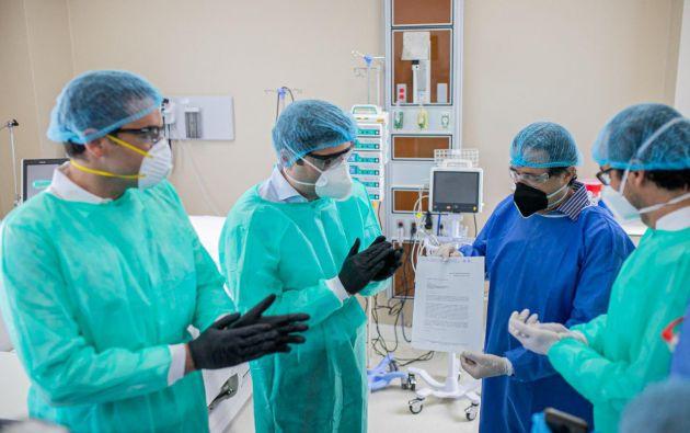 La UEESCLINIC también realizará pruebas para la detección de COVID-19.