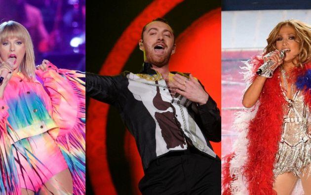 """Taylor Swift, Sam Smith y JLo, tres artistas de primera línea que se suman al extenso y variado line up del """"festival"""" """"One World: Together At Home"""""""