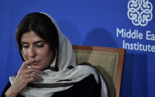 Las autoridades saudíes no han revelado los motivos del arresto de la princesa Basmah bint Saud. Foto: AFP.