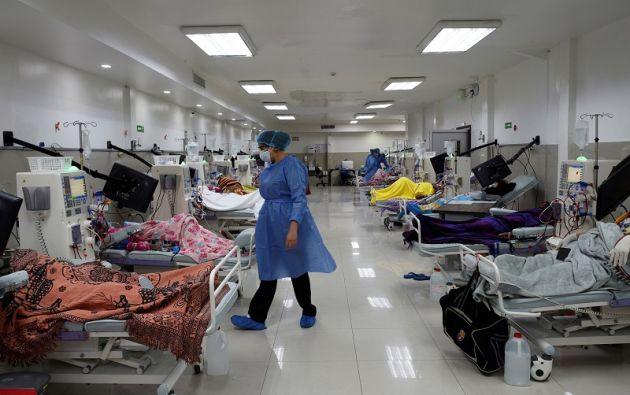 La mayor parte de los hospitales, cinco del MSP y tres del IESS, se encuentran en la provincia de Guayas. Foto: Reuters