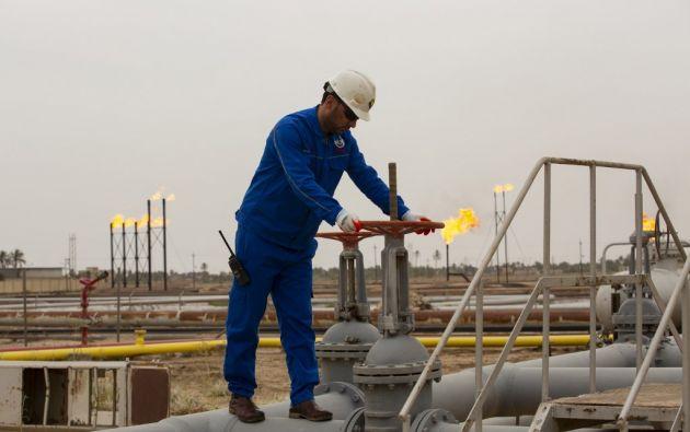 """El mercado del petróleo es lo que se conoce como un mercado """"de futuros"""": los precios se negocian con varias semanas de antelación. Foto: AFP"""