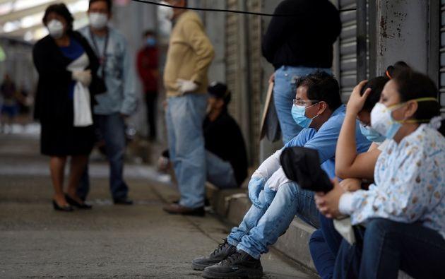 La recesión tendrá efectos devastadores en el desempleo. Foto: Reuters