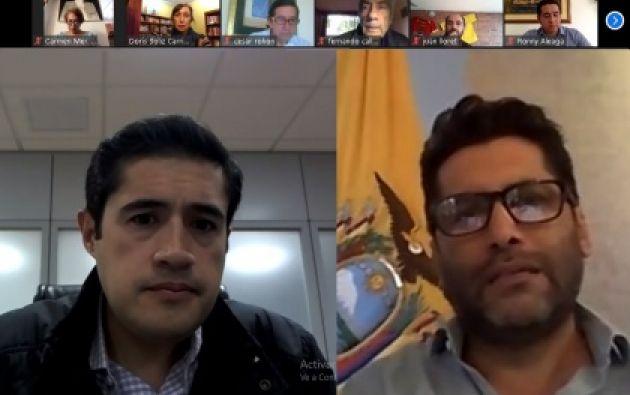 Ecuador necesita cerca de 9 mil millones para atender la crisis.