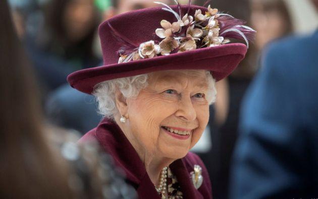 Reina Isabel II. Foto: Reuters.