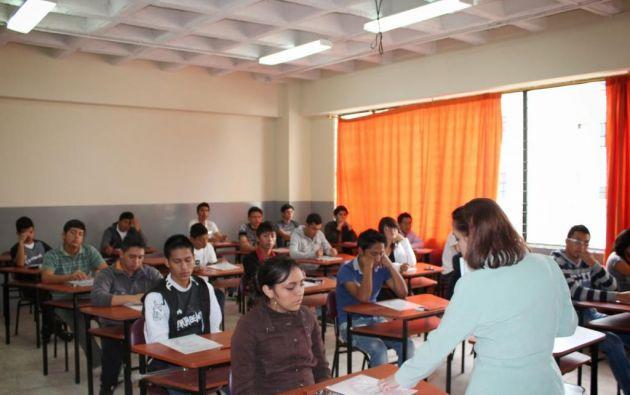 60 universidades conforman el sistema de educación superior.