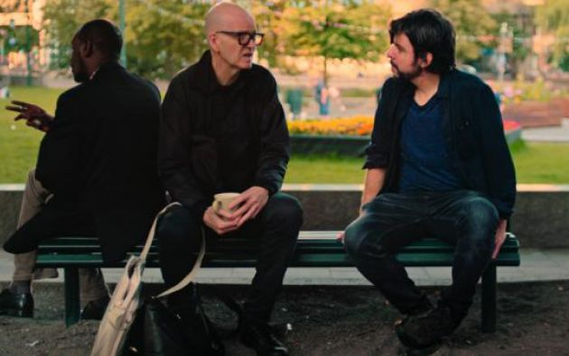 """El documental """"Crímenes del futuro"""", del director ecuatoriano Javier Izquierdo, se estrenará en plataformas digitales."""