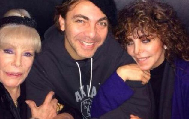 Socorro Castro, quien también es abuela del cantante Cristian Castro, falleció la noche del viernes en un hospital de México.
