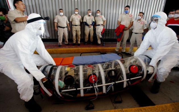 La Organización Mundial de la Salud (OMS) echó por tierra las esperanzas de quienes apostaban por una eventual inmunidad | AFP