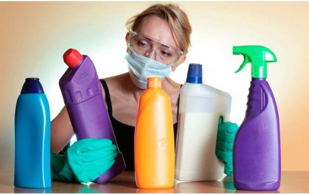 Docenas de neoyorquinos ingirieron lejía u otros productos de limpieza para frenar el avance del coronavirus.