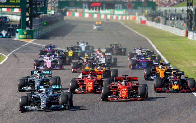 El director general de la Fórmula 1, Chase Carey explicó que la primera cita se disputará en Austria y la temporada continuará en Europa, América y Asia.