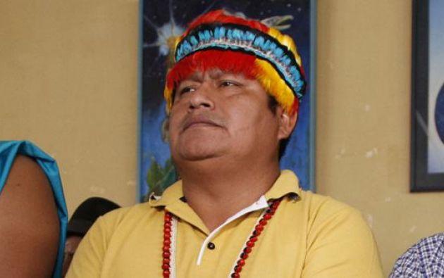 """El liderazgo indígena consideró que el Ejecutivo """"no ofrece cifras confiables"""". Foto archivo"""