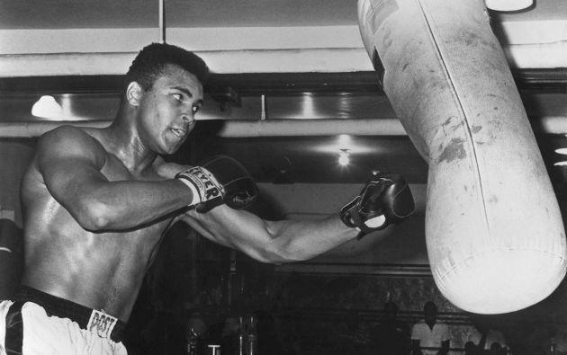 Este martes 28 de abril se cumplen 53 años exactos del momento en que Ali se rebeló al negarse a dar un paso al frente para ser reclutado por su país, Estados Unidos, y cumplir con el servicio militar en la Guerra de Vietnam.