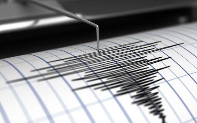 Un enjambre se caracteriza por la ocurrencia de sismos de magnitudes similares.