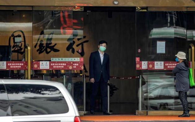 """Wuhan registra solo una docena de infectados """"activos"""" de coronavirus. Foto: EFE."""