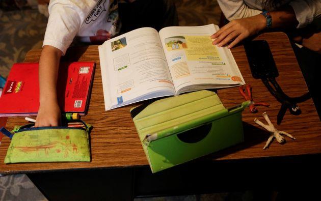Gremios argumentan que la suspensión de clases causará estragos en el ámbito financiero de los colegios. Foto: Reuters