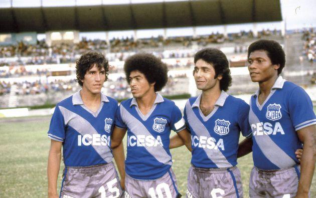 El cuadro guayaquileño fue el primero en tener publicidad en su camiseta con Icesa en 1979,  en la temporada que salió campeón del Ecuador y obtuvo su quinta estrella.