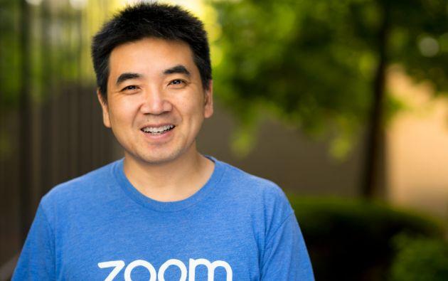 Eric Yuan ingresó a la lista de multimillonarios de Forbes.