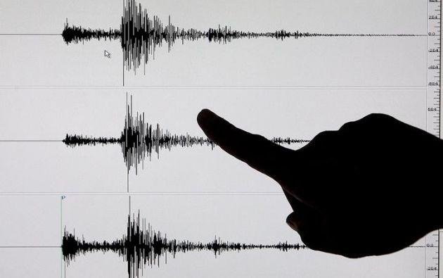 El lunes y martes pasados se registró un enjambre sísmico.