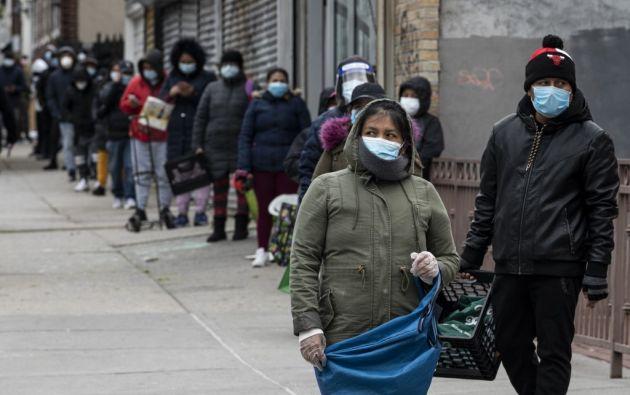"""El presidente del RKI, Lothar Wieler, calificó de """"ingenua"""" la idea de dejar que el virus recorra la población. Foto: AFP"""
