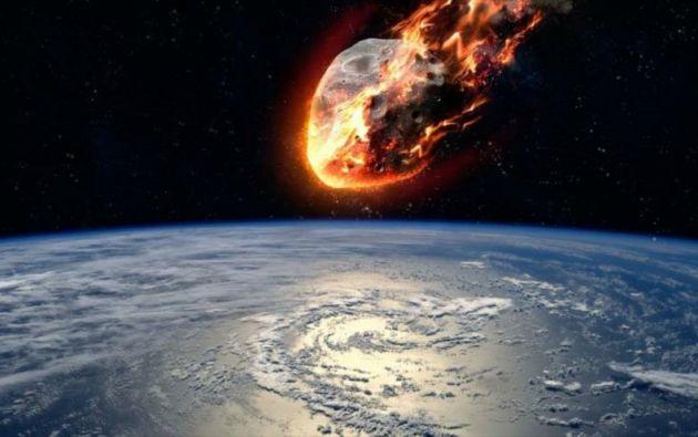 Según la NASA, el impacto de un asteroide es el único desastre natural que puede prevenirse.