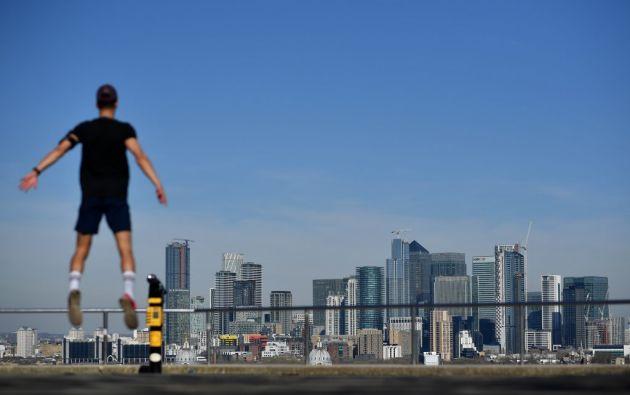 Londres ha iniciado, por etapas, el desconfinamiento. Sin embargo, las restricciones en movilidad se mantienen.