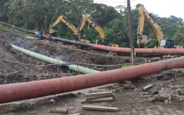 El SOTE tiene una capacidad de transporte de 360.000 barriles de crudo por día, desde la región Amazónica hasta la provincia de Esmeraldas, en la costa norte de Ecuador.