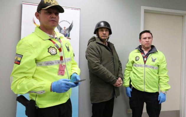La jefa de seguridad encontró en la cama de Pablo Romero un teléfono celular y dos chips.