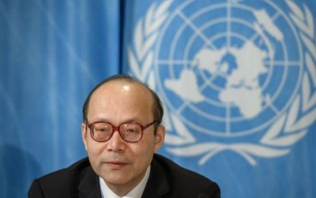 Chen Xu. Foto: AFP.
