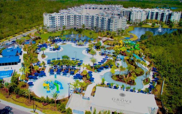 Orlando, la ciudad del centro de Florida famosa por sus parques temáticos y otros lugares de ocio. Foto: EFE