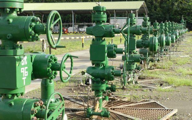 La producción inició con cerca de 45 mil barriles de petróleo que se irán incrementando paulinamente.