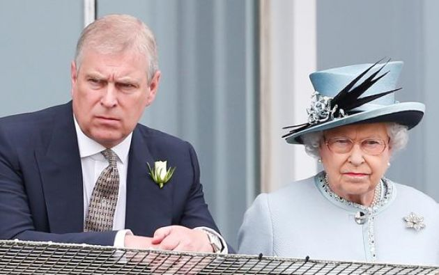 El príncipe Andrés enfrenta un proceso judicial en Suiza por el impago de un chalet. Foto: Reuters.