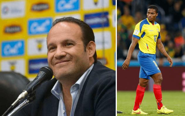 Luego del fracaso de la selección ecuatoriana de fútbol en la Copa América 2019, el presidente de la FEF, Francisco Egas, denunció que varios jugadores (entre los que se filtró el nombre de Antonio Valencia) cometieron un acto de indisciplina en el piso 17 de un hotel donde concentró la selección en Brasil.