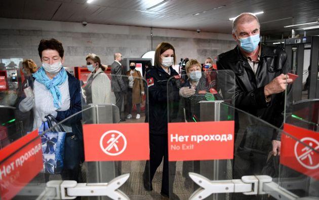 En todo el mundo, el número de casos es probablemente muy superior al que aparecen en las estadísticas. Foto: AFP