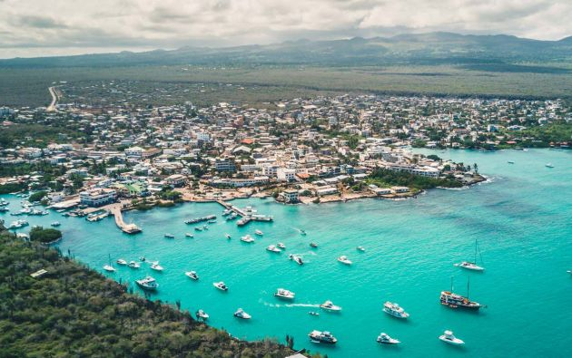Se calcula que en las Islas Galápagos existen 24.000 hectáreas para uso agropecuario.