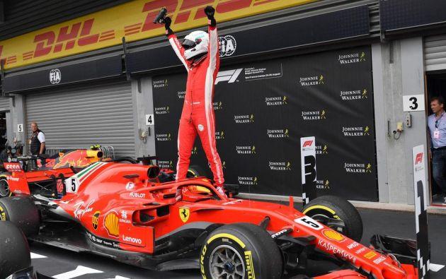 Ferrari tiene en carpeta varias opciones para reemplazar al piloto alemán. Entre ellos destacan los españoles Fernando Alonso y Carlos Sainz, el británico Lewis Hamilton y el australiano Daniel Ricciardo.