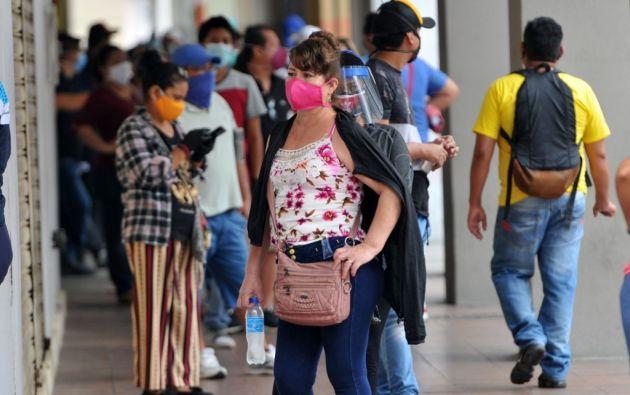 """Las conclusiones sobre Ecuador apuntan que tiene """"poca capacidad diagnóstica molecular""""Las conclusiones sobre Ecuador apuntan que tiene """"poca capacidad diagnóstica molecular"""". Foto: AFP"""