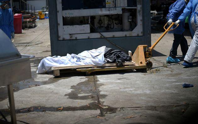 Imagen referencial. Una clínica privada se negó a la entrega del cadáver a los familiares hasta que paguen los servicios de hospitalización. Para una jueza del Guayas, eso corresponde vulneración de derechos.