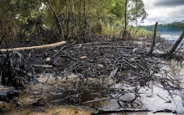 El suceso ocurrió el pasado 7 de abril en una región situada entre las provincias amazónicas de Napo y Sucumbíos.