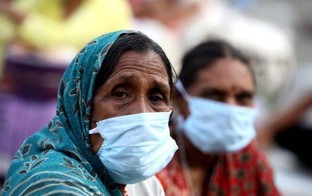El Gobierno de Catar estableció la obligatoriedad de usar mascarillas | EFE