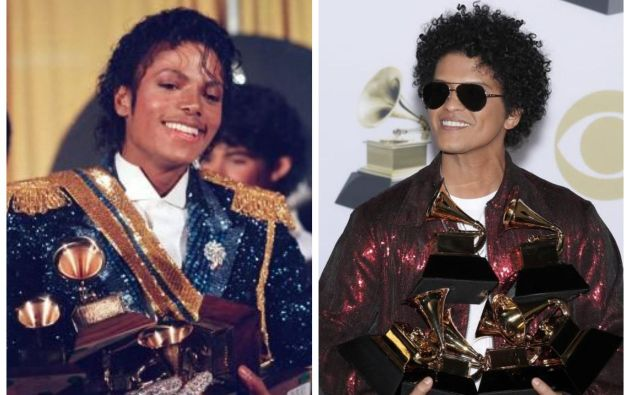 Ambas figuras son poseedoras de premios Grammy